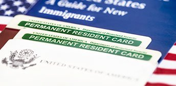 US Resident Card